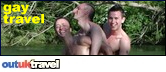 Every week OutUK features a different gay man's holiday destination